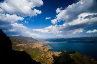 风景图片泸沽湖美景高清组图