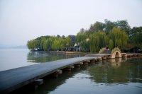 风景图片美丽的杭州西湖组图