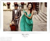 婚纱图片时尚个性高清写真图